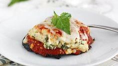 lasagna stuffed portobello mushrooms