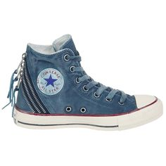 "#ScarpeSportive ""Chuck Taylor Allstar Tri Zip"" di Converse."