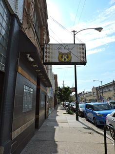 The Owl in Logan Square. Great local bar!! Not to mention a great name.