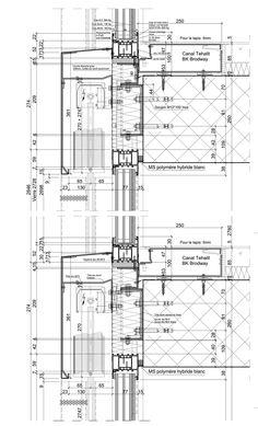 Personeni Raffaele Schärer Architectes.  ECA - OAI OFFICE BUILDING - pin found by www.archigrafix.com