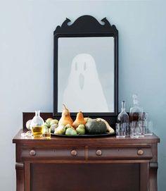 Aunque no vivas en Edimburgo, que es la capital de los fantasmas por excelencia, o tu casa no sea una de esas norteamericanas encantadas, puedes tener presencias fantasmagóricas. ¿Cómo? Muy sencillo. Sigue nuestras instrucciones para prepararte para este Halloween. Spooky!