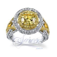 Sareen Celebrity Diamond Ring
