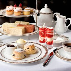 Two-for-One Afternoon Tea - Emerald Street