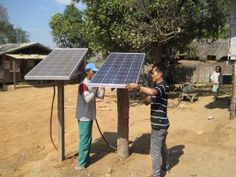 MBA Students Spread Sustainability Around The Globe - Thailand Solar Project