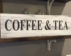 Coffee Signs Kitchen Decor A Personal Favorite From My Etsy Shop Httpswwwetsylisting