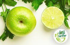 Yeşil Elma Detoksu | Doal Meyve | Doal Meyve