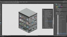 Pablo the Pixel Art Builder Photoshop add-on
