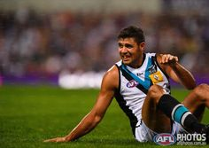 Round 1 - Paddy Ryder of the Power