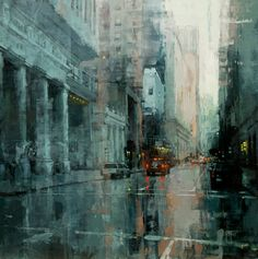Jeremy Mann - Down the Montgomery