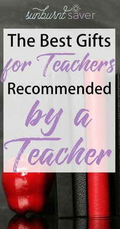 Looking for some awesome, affordable gifts for teachers? I've got you covered - this gift guide for teachers is teacher-approved! via gifts for teachers The Best Gifts for Teachers - Recommended by a Teacher! Teacher Birthday Gifts, Teachers Day Gifts, Creative Birthday Gifts, Best Teacher Gifts, Presents For Teachers, Birthday Gifts For Her, Personalized Gifts For Teachers, Teacher Treats, Creative Gifts