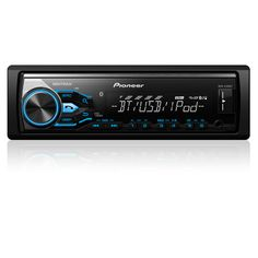 MVH-X380BT - <b>NEW!</b> - Digital Media Receiver with Short Chassis Design, MIXTRAX®, Bluetooth® for Hands-Free Calling and Audio Streaming, Siri® Eyes Free, USB Playback, Android™ Music Support, and Pandora® | Pioneer Electronics USA