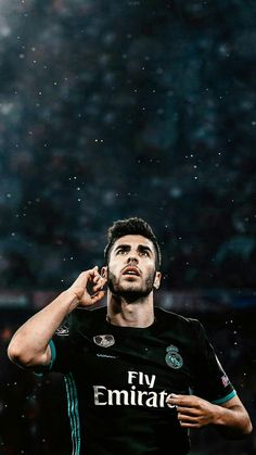 Marco Asensio #football #realmadrid #art #asensio Real Madrid Images, Real Madrid Wallpapers, Real Madrid Club, Real Madrid Players, Football Fever, Football Icon, Madrid Football Club, Soccer Photography, Ronaldo Real Madrid