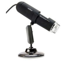 Venture into the microcosm with the Veho VMS-004 Discovery Deluxe USB Microscope