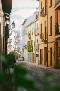 Streets in Granada #andalusia #alandalus #espana #spain