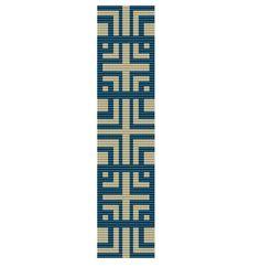 Squares Loom Bracelet Pattern by Cheymat - Craftsy