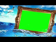 Frame Download, Download Video, Green Screen Video Backgrounds, Free Video Editing Software, Green Screen Photo, Free Video Background, Wedding Album Design, Chroma Key, Wedding Background