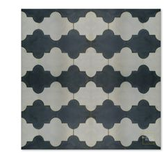 The primula cement tile is an update on a traditional ogee pattern. Available in our full range of colors, these encaustic tiles can be paired with contrasting tones to create more complex patterns. With over 40 cement colors to choose from, the designer has the freedom to customize the look of any space.Primula C4/C24 - CEMENT