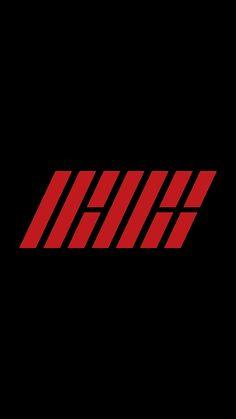 "kpop wallpapers on Twitter: ""ikon logo wallpapers ~ (request ..."