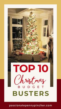 Christmas can be a wonderful time, but can be stressful. Find out tips to keep your Christmas Budget in check and avoid these budget busters! It is so easy this time of year to pull out that credit card, plunk down a few more dollars, and spend so. much. more. than you planned for this year, completely blowing your Christmas Budget. Christmas On A Budget, Christmas Tree, Homemade Ornaments, Money Saving Tips, Wonderful Time, Budgeting, Group, Canning, Holiday Decor