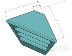 corner cupboard plans 3