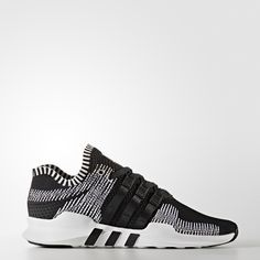 buy online 001d0 1647c These shoes capture the original spirit with a sleek, sock-like knit upper  featuring signature EQT details. Thick tailored embroidery highlights the  ...