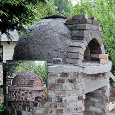 """How-To Build a 42"""" Wood Fired (Pizza) Oven 