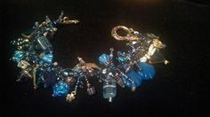 Blue Girl Bracelet (design by Lorna)