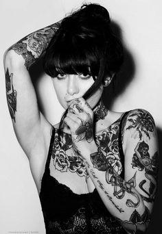 Tattoo is art.