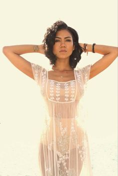See Jhene Aiko's current playlist in Hot Tracks for October Fanfair