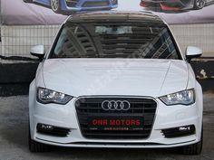 Audi A3 1.6 TDI Boyasız 2014 Audı A3 1.6 Tdi Attraction Cam Tavan 10 Bin Km
