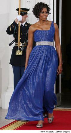 First Lady Michelle Obama | glamdollteaston