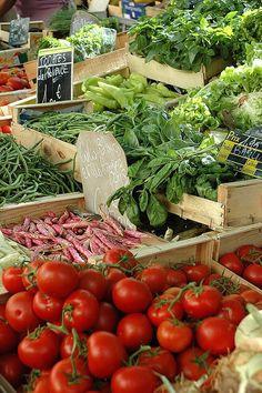 Vegetable ,street market