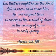 In the book of Hosea we are told about 4 things God wants from us. Bible Verses About Love, Favorite Bible Verses, Quotes About God, Bible Scriptures, Bible Book, Scripture Verses, Biblical Quotes, Religious Quotes, Faith Quotes