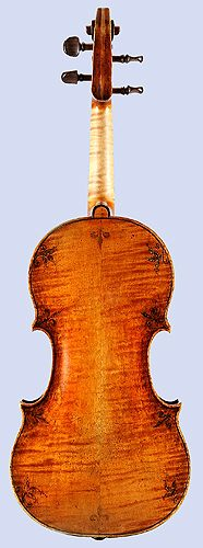 Violin by Andrea Amati, Cremona, ca. 1560