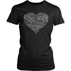 Third Grade - Heart