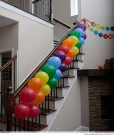 Birthday Party Ideas with Balloons