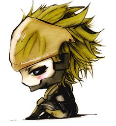 Raiden by InsaneAndroid.deviantart.com on @DeviantArt