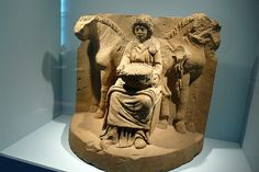 celts - the horse goddess epona by Cåsbr, via Flickr