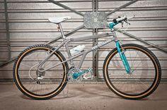 my goal for spring! Mountain Bike Action, Mountain Biking, Mtb Bike, Cycling Bikes, Yeti Cycles, Retro Bicycle, Retro Bikes, Moutain Bike, Bike Wheel