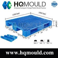 HQMOULD Sales All over the World Best Quality Cost-efficient Highly Durable Heavy Duty Pallets Moulds ! Take a Look  http://www.hqmould.com/Pallet-Mould.html