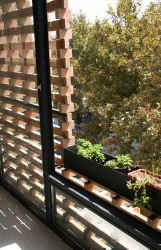 Brick Pattern House / Alireza Mashhadmirza | ArchDaily