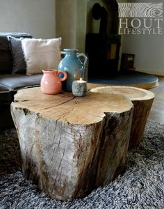 boomstamtafel  Cosy @home Cosy Home, Furniture, Lifestyle, Home Decor, Homes, Deco, Decoration Home, Room Decor, Home Furnishings