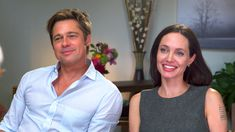 Brad Pitt, Angelina Jolie open up on marriage, health in ...