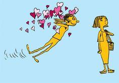 Học tiếng anh qua bài thơ Love at first sight