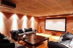 Resultado de imagen para salas de cine en casa pequeñas