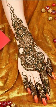 Best and simple Indian mehndi designs,pakistani Mehandi designs. Kashee's Mehndi Designs, Pretty Henna Designs, Henna Tattoo Designs Simple, Mehndi Design Photos, Wedding Mehndi Designs, Mehndi Designs For Hands, Mehndi Images, Heena Design, Simple Henna