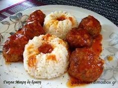 Cookbook Recipes, Cooking Recipes, Greek Recipes, Feta, Lamb, Recipies, Food And Drink, Yummy Food, Sweets