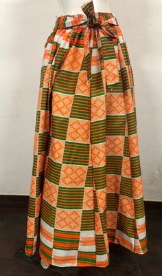 African Dashiki Dress, African Print Skirt, Ankara Fashion, African Fashion, Long Ankara Dresses, Ankara Styles, Glamour, Culture, Sewing