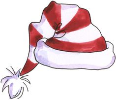 CHRISTMAS HAT CLIP ART
