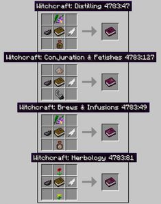 BookRecipes Minecraft Mods, Minecraft Survival Games, Minecraft Farm, Easy Minecraft Houses, Amazing Minecraft, Minecraft Blueprints, Minecraft Pixel Art, Minecraft Designs, Minecraft Ideas